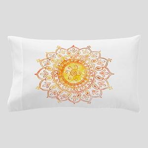 Decorative Sun Pillow Case