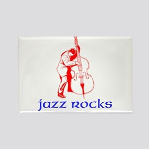 JAZZ ROCKS Magnets
