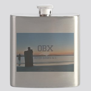 Outer Banks. Flask