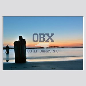 Outer Banks. Large Poster