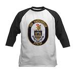 USS CROMMELIN Kids Baseball Jersey