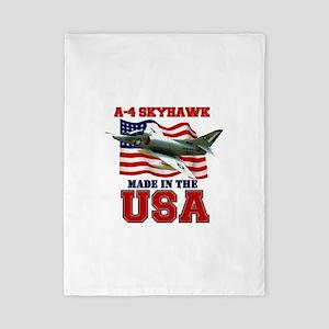 A-4 Skyhawk Twin Duvet