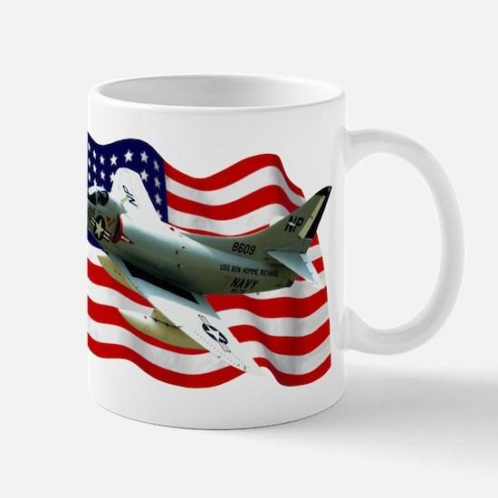 A-4 Skyhawk Mugs