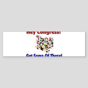 Anti-War Anti-Iraq Bumper Sticker