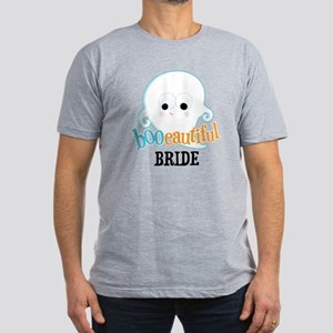 Booeautiful Bride Men's Fitted T-Shirt (dark)