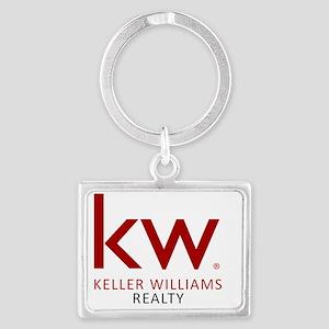 Keller Williams Realty Landscape Keychain