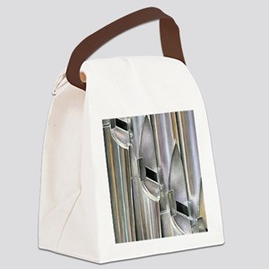 Organ Pipes Canvas Lunch Bag