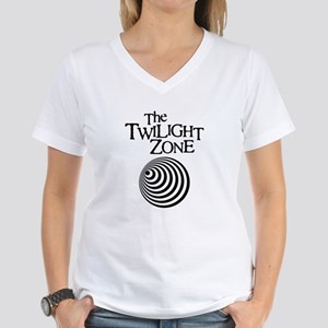 Twilight Zone Women's V-Neck T-Shirt