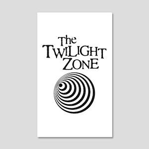Twilight Zone 22x14 Wall Peel