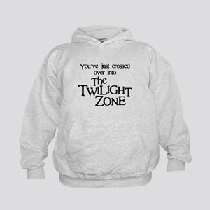 Into The Twilight Zone Kid's Hoodie