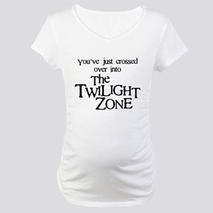 Into The Twilight Zone Maternity T-Shirt