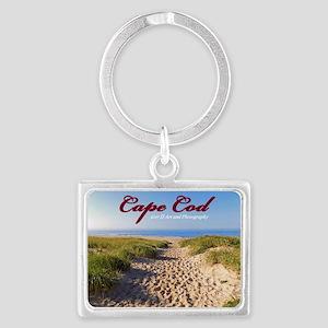 Cape Cod Beach Landscape Keychain Keychains