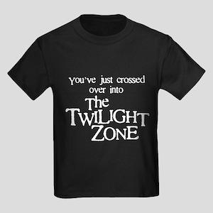 Into The Twilight Zone Kids Dark T-Shirt