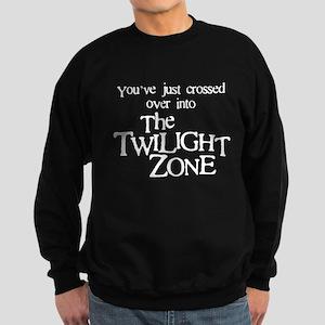 Into The Twilight Zone Dark Sweatshirt
