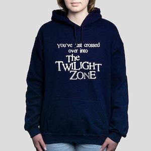 Into The Twilight Zone Woman's Hooded Sweatshirt