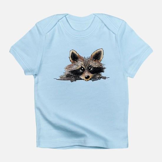Pocket Raccoon Infant T-Shirt