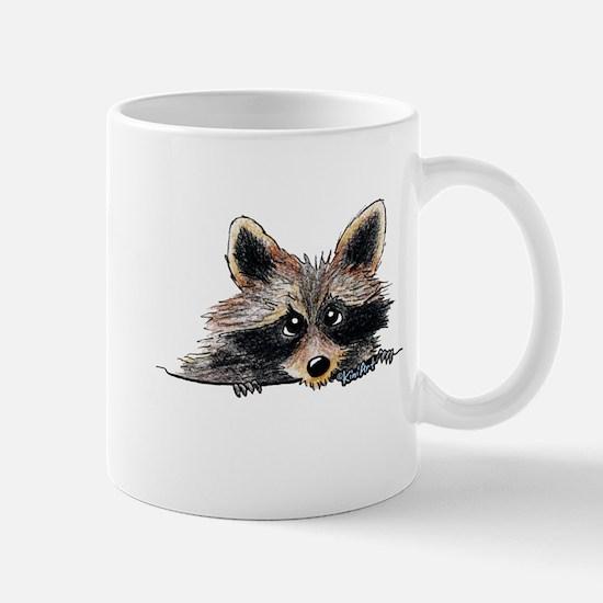 Pocket Raccoon Mug
