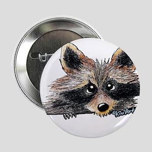 "Pocket Raccoon 2.25"" Button"