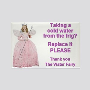 Water Fairy Refrig Magnet