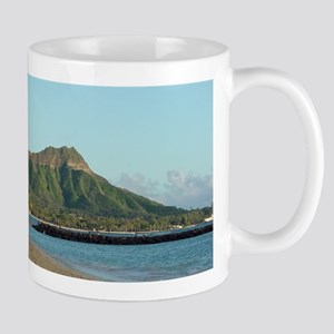 Diamond Head Mug