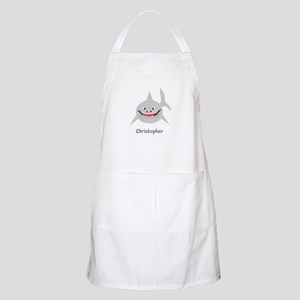 Personalized Shark Design Apron