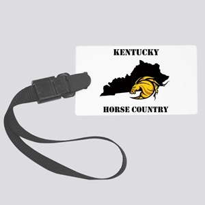 Horse Country Luggage Tag