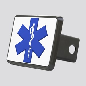 EMT star of life Hitch Cover
