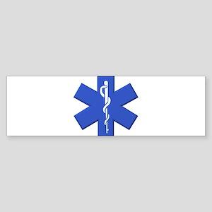 EMT star of life Bumper Sticker
