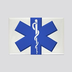 EMT star of life Magnets