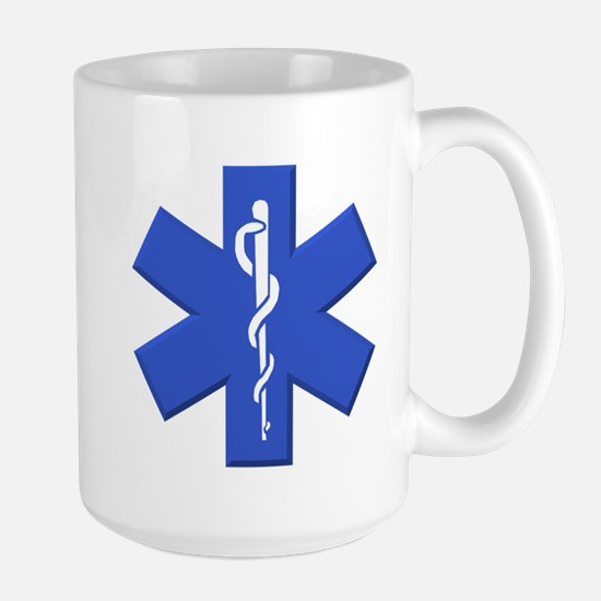 EMT star of life Mugs