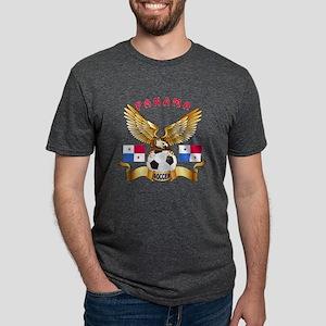 Panama Football Design T-Shirt