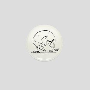 Spartan Hound 2 Mini Button