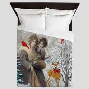 Winter Queen Duvet