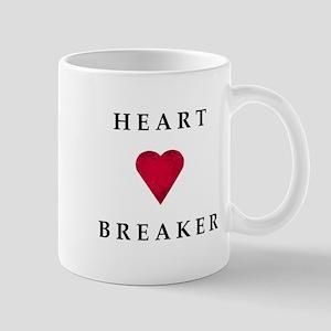 HEART BREAKER Mugs