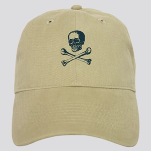 Masonic Skull and Crossbones Cap