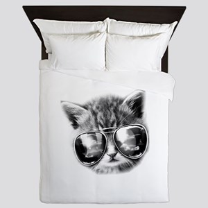 COOL CAT Queen Duvet