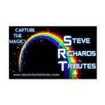 Steve Richards Tributes 20x12 Wall Decal