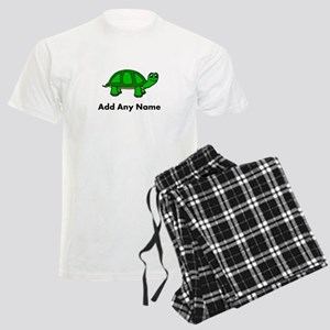 Turtle Design - Add Your Name! Pajamas