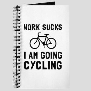 Work Sucks Cycling Journal