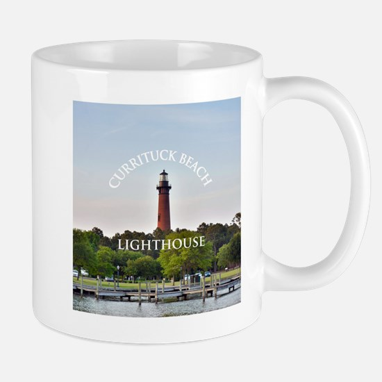Currituck Beach Lighthouse Mug Mugs