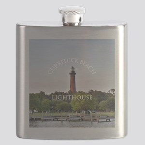 Currituck Beach Lighthouse Flask