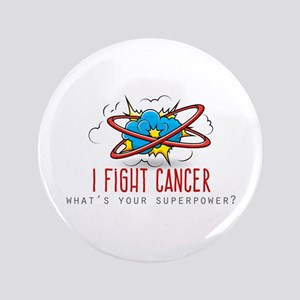 "I Fight Cancer 3.5"" Button"
