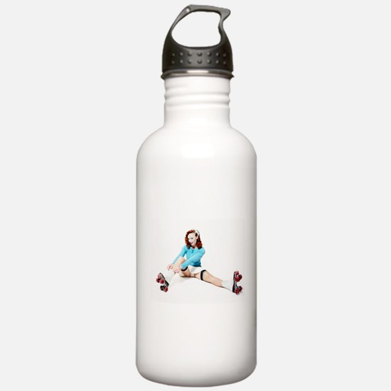 Cute Sexy army wife Water Bottle