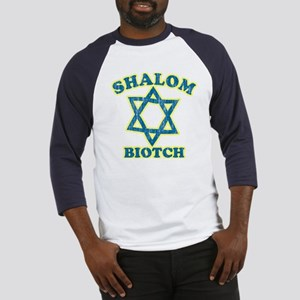 Shalom Biotch Baseball Jersey