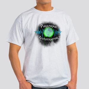 Ghost Investigator Light T-Shirt