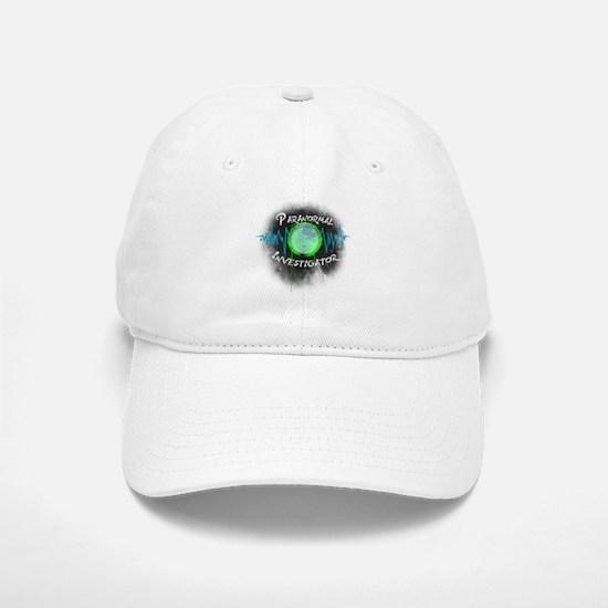 Ghost Investigator Baseball Baseball Cap