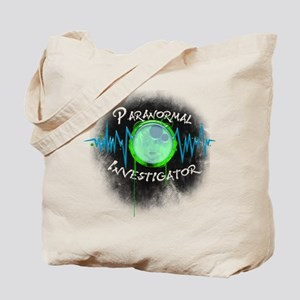 Ghost Investigator Tote Bag