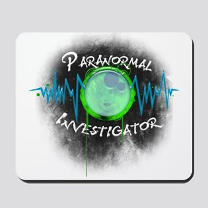 Ghost Investigator Mousepad