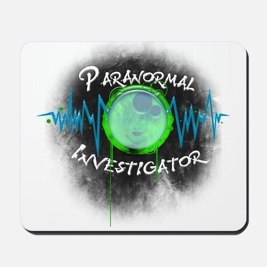 Ghost Investigator Mousepad