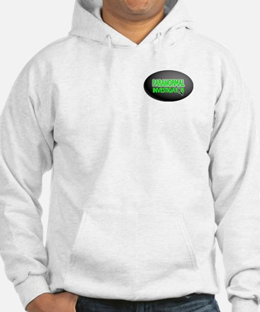 Paranormal Investigator Hoodie 2-Sided